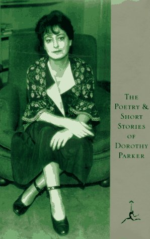 Pdf Lesbian The Poetry and Short Stories of Dorothy Parker (Modern Library)