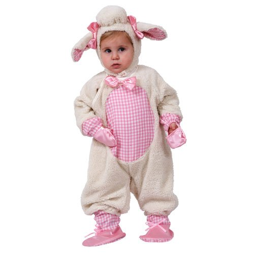 Dress Up America Kids Cute Grazing Lamb Costume - 12 Months
