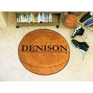 Denison University Basketball Rug