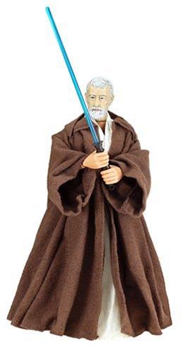 Wan Kenobi 12 Inch Figure - Star Wars-Obi-Wan Kenobi - Tatooine Encounter - A New Hope