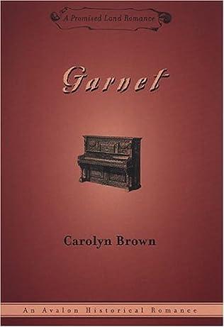 book cover of Garnet