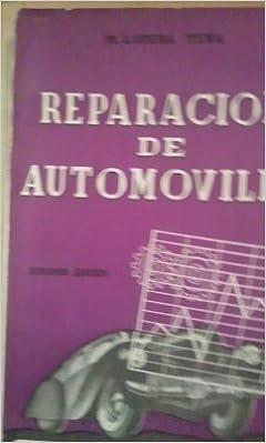 2ª Parte: Taller de Pequeña Reparación Madrid, 1952: Amazon.es: M. Lucena Tena: Libros