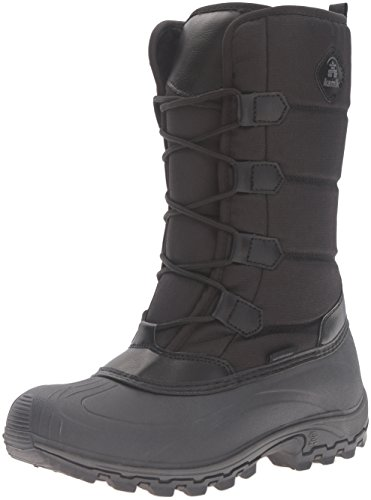 Kamik Khaki Women's Boots UK Mcgrath black Ankle Blk Black 9 rqrwFvOxC