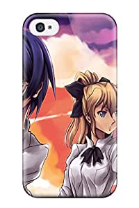 5732596K31244841 High Quality Katawa Shoujo Skin Case Cover Specially Designed For Iphone - 4/4s