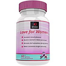 * Love for Women * Female Libido Enhancement - Best Herbal Booster for Women - Sexual Enhancement for Women to Boost Sex Drive - Premium – Female Libido Enhancer
