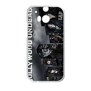 Classic Case Hollywood Undead pattern design For HTC ONE M8 Phone Case