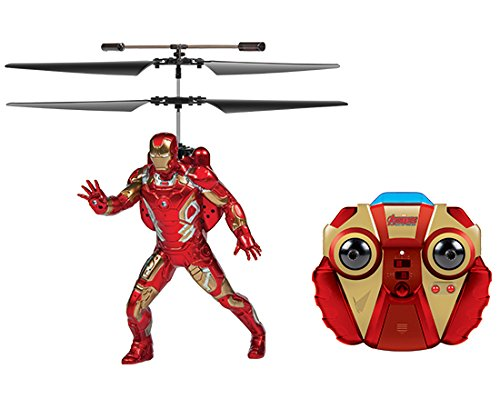 Marvel 2CH Iron Man Marvel IR Helicopter