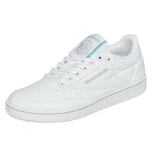 Reebok Mujeres Calzado / Zapatillas de deporte Club C 85 TC blanco