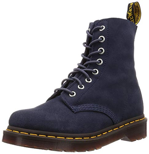 Dr. Martens Unisex 1460 Pascal Core Ombre Blue Super Hi Suede Waterproof 7 M UK