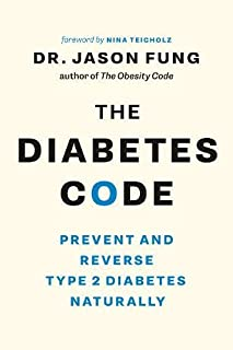 Book Cover: The Diabetes Code: Prevent and Reverse Type 2 Diabetes Naturally