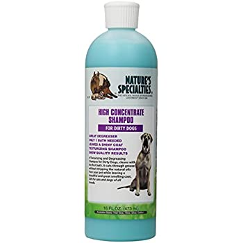 Natures Specialties Hicon Dirty Dog Shampoo, 16-Ounce