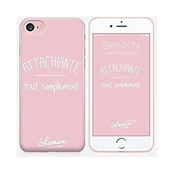 coque iphone 8 attachiante