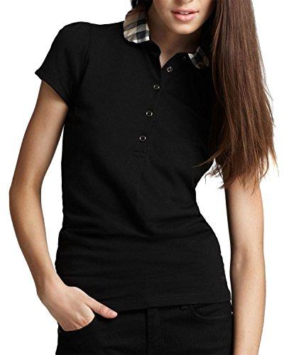 burberry-brit-womens-polo-yng81270-black-l