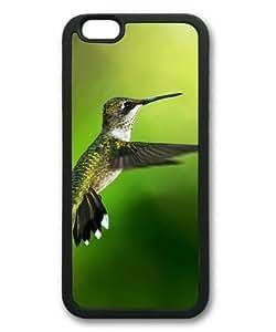 Colibri Bird Hovering Green Sakuraelieechyan Iphone 5s Black Sides Rubber Shell TPU Case