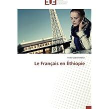 Le Français en Éthiopie