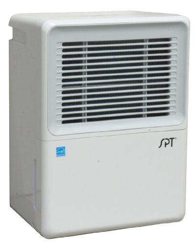 SPT SD-52PE Energy-Star Dehumidifier with Built-In Pump, 50-Pint by SPT