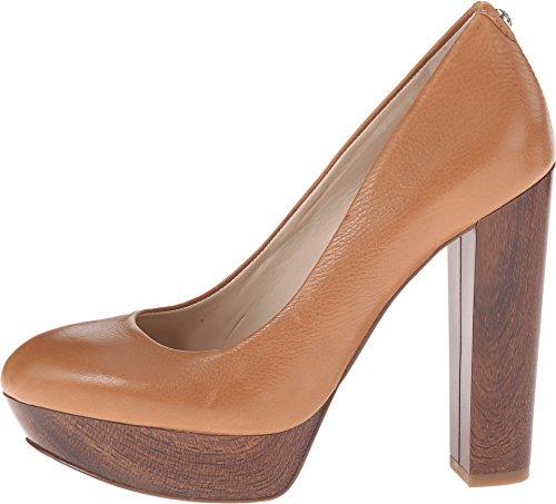 Guess - Zapatos de vestir para mujer marrón claro