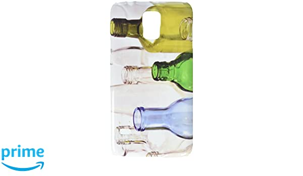Amazon.com: Botellas de vidrio cell phone cover case Samsung S5: Cell Phones & Accessories