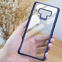 Capa Capinha Samsung Galaxy Note 9 Rock Clarity Case original (Azul)