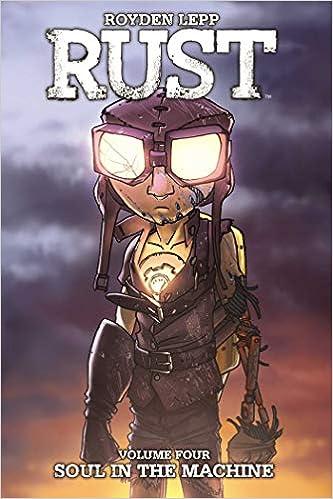 Amazon com: Rust Vol  4: Soul in the Machine (9781684151622