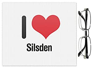 I Love Silsden lente gamuza 0621