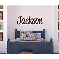 Boys Name Wall Decal - Personalized Name - Custom Wall Decal