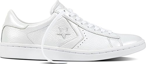 Shoes Casual 4 UK Arctic White Pro 5 EU37 Converse Leather 5 Women's Ox wBFqXF