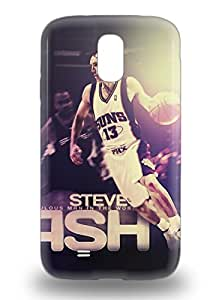 Hot New NBA Phoenix Suns Steve Nash #13 3D PC Case Cover For Galaxy S4 With Perfect Design ( Custom Picture iPhone 6, iPhone 6 PLUS, iPhone 5, iPhone 5S, iPhone 5C, iPhone 4, iPhone 4S,Galaxy S6,Galaxy S5,Galaxy S4,Galaxy S3,Note 3,iPad Mini-Mini 2,iPad Air )
