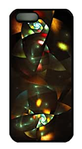 Snap-on Design with Illustration Painting Art Deco Feeling Hard Plastic Back Case for iphone 5/iphone 5s -519064