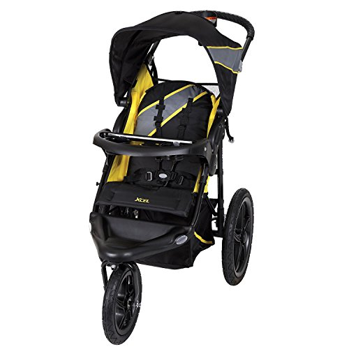 Jogging Pram With Toddler Seat - 5