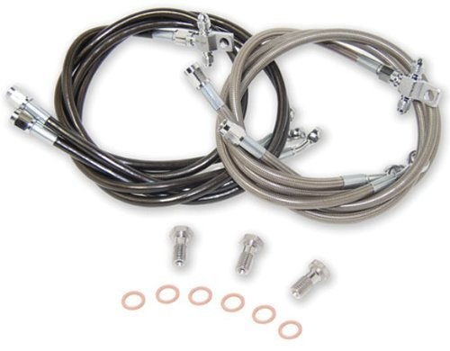 Streamline BAN-F-2 Stainless Steel Braided Front Brake Line