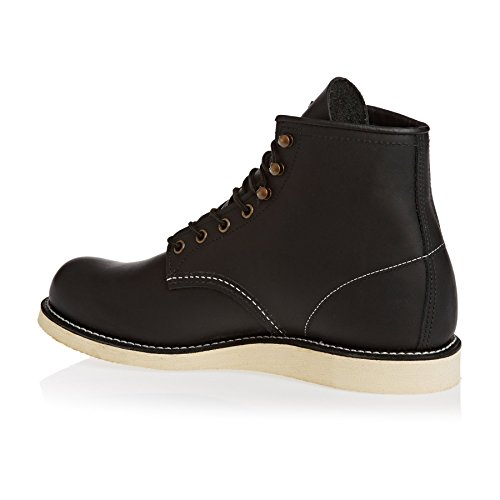 Red Wing Rover 2951 black/harness Schwarz (black/harness)