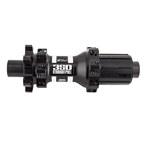 Dt Swiss Rear DT 350S ST-Pull MTB 6B Hub, 28 x 142 x 12mm, Black by DT Swiss