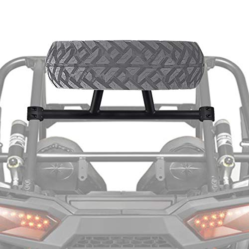 RZR XP 1000 Spare Tire Carrier Mount for Polaris RZR XP 1000 XP4 2014 2015 2016 2017 2018 2019 Spare Tire Holder ()