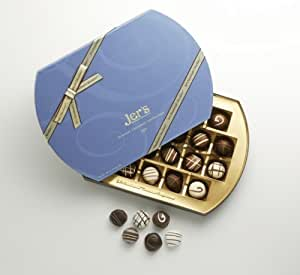 Jer's Chocolates Signature Gift Box, 1 Pound