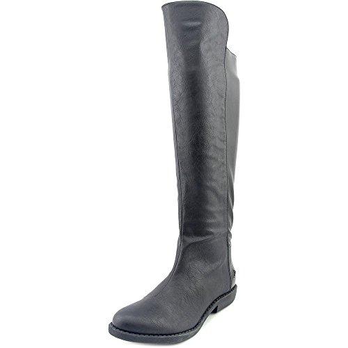 US Women High Blowfish Boot Black 7 5 Amore Knee TFEwH4