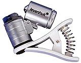Levenhuk Zeno Cash ZC4 Clip-on Pocket Microscope