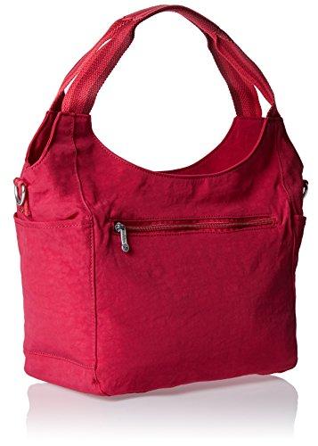 Cherry Kipling main Carola porté Sac Pink Rose C n8T8qXw