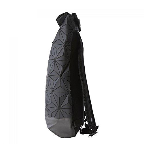 Amazon.com   adidas Originals BP Roll Top 3D Mesh 2017 Black Backpack Bag  DH0100   Casual Daypacks db7a950a5a