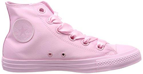 Rosa Donna Blossom Converse cherry Ctas Cherry Blossom cherry A Eyelets 681 Hi Sneaker Big Alto Blossom Collo qPpwqOAvU