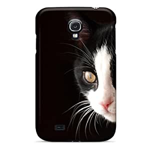 New Arrival Calico Cat WGcHbyy1318khABG Case Cover/ S4 Galaxy Case