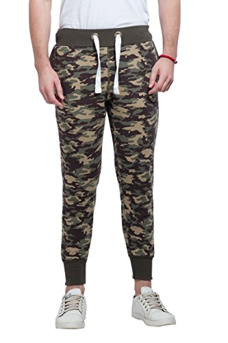 Alan Jones Camouflage Men's Joggers Track Pants
