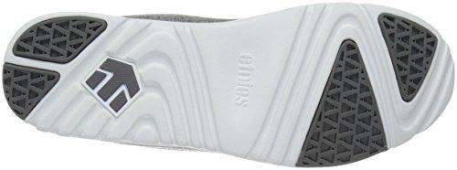 Etnies SCOUT-M - Caña baja de tela para hombre gris/negro
