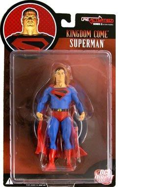 DC Comics Reactivated! Series 2: Kingdom Come Superman Action Figure