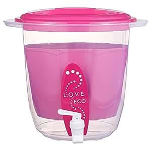 Elianware Water Dispenser 6.50L, Pink