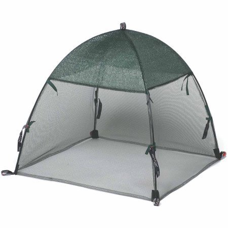 Nuvue Products 36'' x 38'' Insect and Shade Plant Cover with Rope