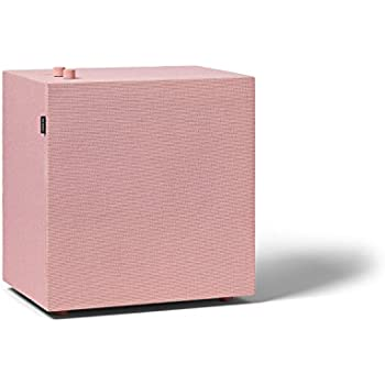 Urbanears Baggen Multi-Room Wireless and Bluetooth Connected Speaker, Dirty Pink (04091761 )