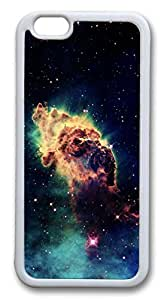 iphone 6 4.7inch Case iphone 6 4.7inch CasesColorful Nebulae TPU Rubber Soft Case Back Cover for iphone 6 4.7inch White