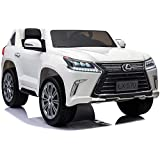 Lexus 570 LX570 4X4 Licensed Ride on Car With 2.4G Remote Control…