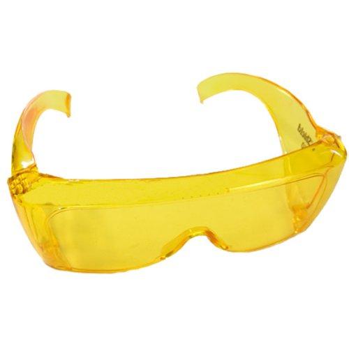 NoIR Sunglasses: Fit Over Prescription Eyewear: Yellow U50 Heightens - Sunglasses Sportswear